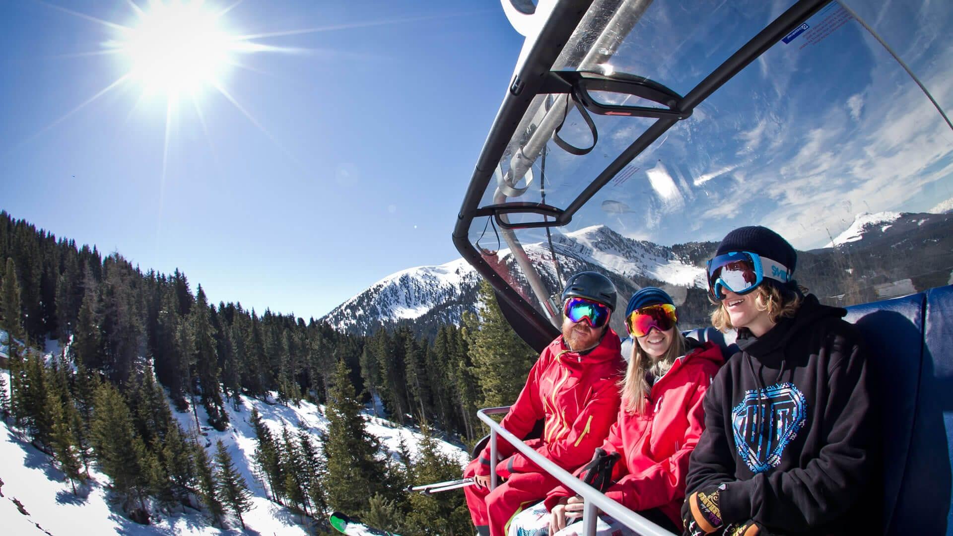 Dolomiti supersun: tintarella & apré ski