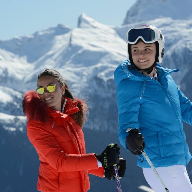Epifania sugli sci