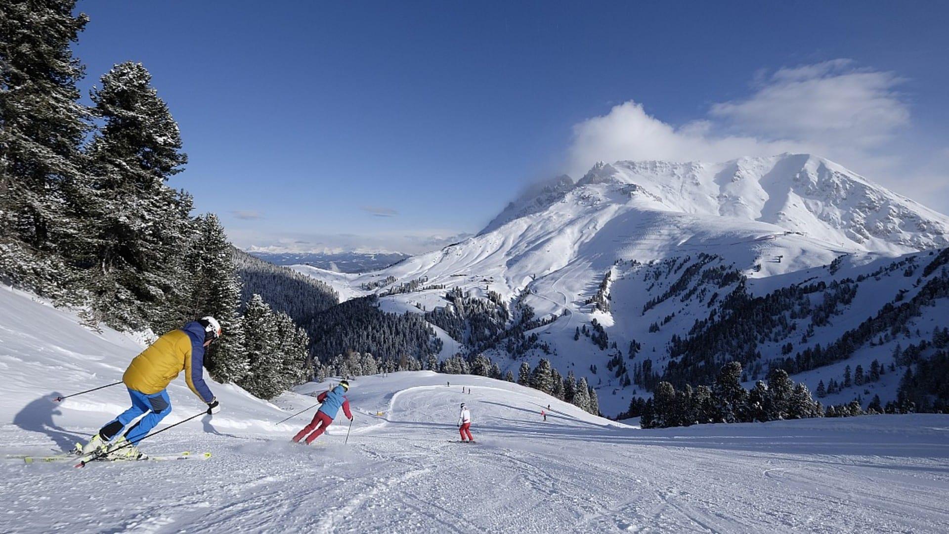 Dolomiti Supersun- offerte a fine inverno