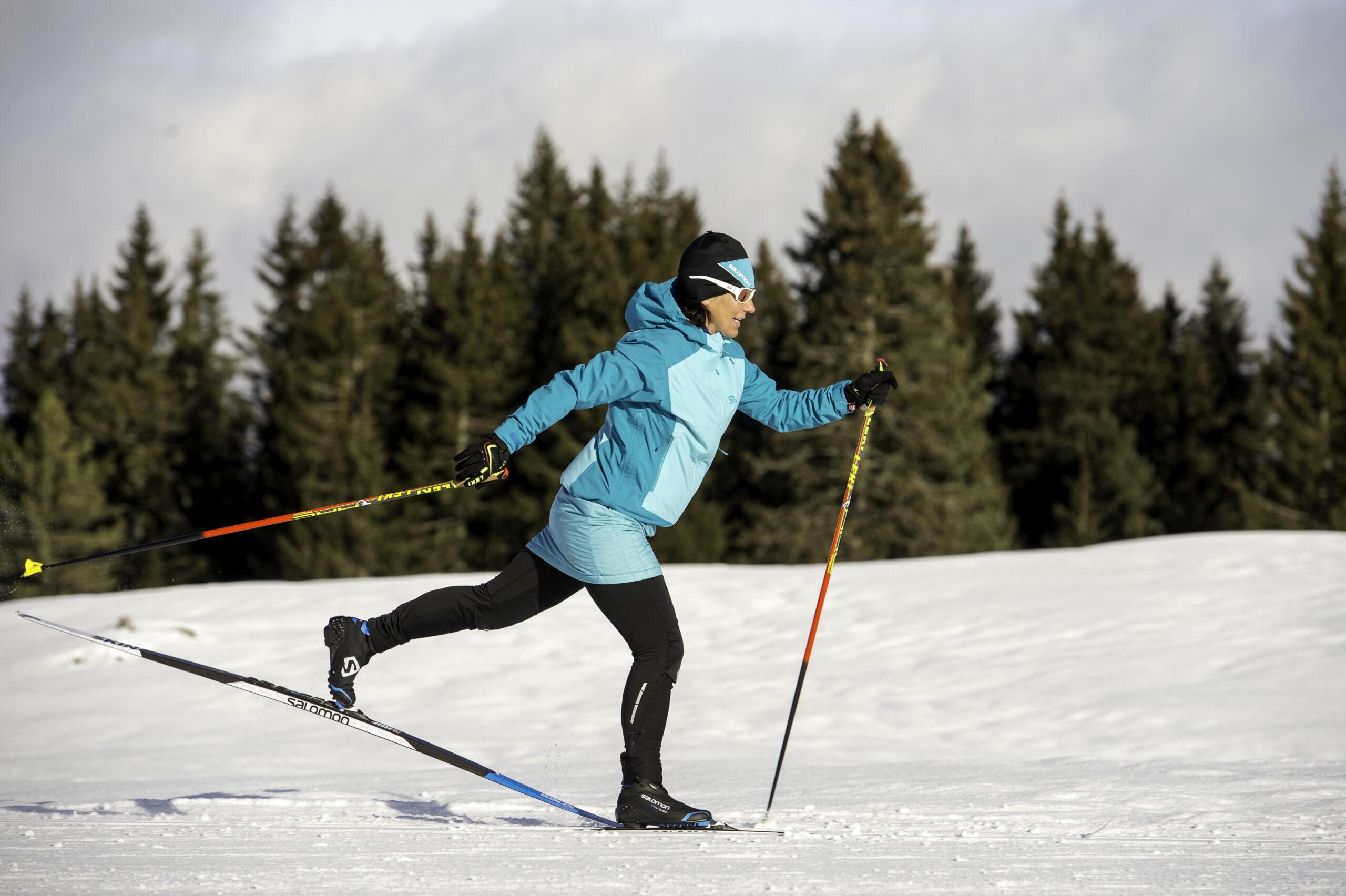 Scopri lo sci di fondo con Giuliano… il maestro di sci tutto per te!